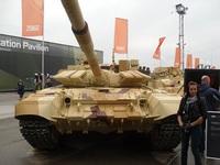"""Nga đã xuất xưởng hơn 2 vạn """"quái vật thép"""" T-72"""