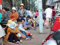 Hà Nội: Nhờ bảo vệ trông xec đi thi hộ vào trường của Bộ Công an