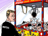 Góc độc giả: Man Utd, thôi đừng chiêm bao!