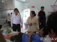 141 bắt đối tượng truy nã từ ngoại tỉnh về Hà Nôi