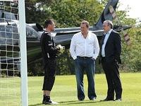 David Moyes lên phương án thay Rooney