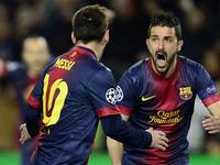Vượt Casillas, Xavi đi vào lịch sử Champions League