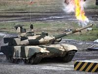 Xem tên lửa Iskander, pháo Tornado phá hủy mục tiêu ở Leningrad