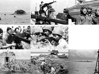 Bộ ảnh 'ác liệt' về chiến dịch Prairie ở Việt Nam năm 1966
