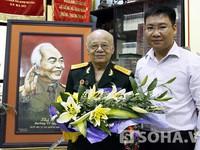 Lãnh đạo Đảng, Nhà nước lần lượt đến chúc thọ Đại tướng