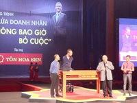 Sự kiện Nick Vujicic: Hiệu quả truyền thông của Tôn Hoa Sen đến đâu?