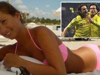 Khoe ngủ với Cris Ronaldo, siêu mẫu trả giá đắt
