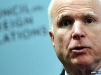 """Muốn """"phản pháo"""" Putin nhưng McCain quá ngây thơ"""