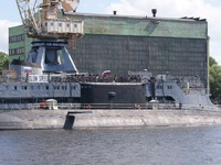 Việt Nam sẽ kéo cờ trên tàu ngầm Hà Nội vào cuối năm nay