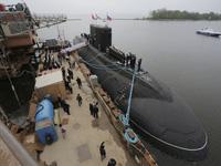 Tử huyệt của tàu ngầm Kilo 636