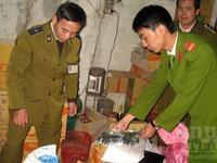 Big C phản hồi việc dán cờ Trung Quốc lên nho Việt
