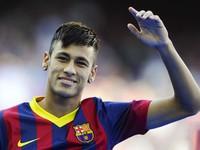 Neymar xăm hình mừng hợp đồng với Barca