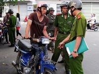 Tiền Giang: CSGT sẽ tuần tra bằng xe AirBlade