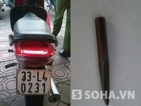 Hung thủ xả súng tại trụ sở UBND TP Thái Bình tự bắn vào tim