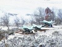 Hélộ vềtrường bắn hàng đầu của Triều Tiên