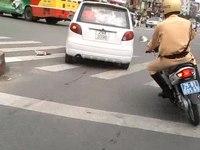 Tử vong khi bị cảnh sát rượt đuổi?