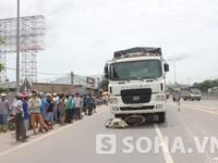 TP.HCM: Nổ lớn, 1 người tử vong và 4 người bị thương