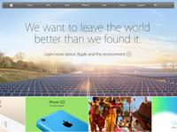 Apple tung clip độc mừng Ngày Trái Đất