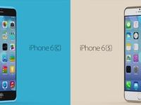 'Lặng người ngắm thiết kế tuyệt đẹp của iPhone 6S, 6C