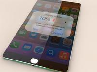 Ý tưởng lạ: iPhone 6 màn hình lớn, siêu mỏng
