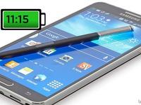 Top 5 smartphone đẳng cấp pin khủng nhất hiện nay
