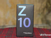 Đánh giá hot smartphone 2014 - BlackBerry Z10