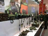 Tự hào thiết bị quân sự công nghệ cao sản xuất tại Việt Nam