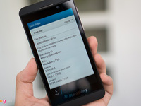 BlackBerry Z10 4,5 triệu không phải bản 'chuẩn phone