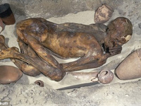 Phận 'ba chìm bảy nổi' của xác ướp một Đệ nhất phu nhân