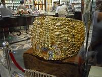 Chiếc nhẫn ngọc lục bảo trị giá 2,6 triệu USD
