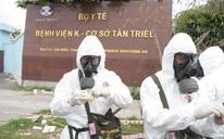 Phong tỏa 1 thôn ở Thái Bình có ca dương tính với SARS-CoV-2