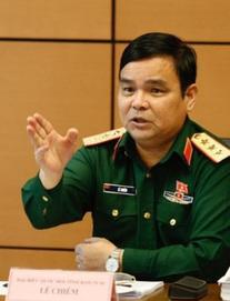 Thượng tướng Lê Chiêm: 'Tôi chỉ ra bài học kinh nghiệm để cảnh báo chứ không nói cán bộ ở Quảng Trị'