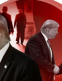 """Những """"kiếp nạn"""" của ông Donald Trump từ khi vào Nhà Trắng"""