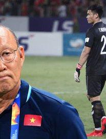 """Nhà vô địch V.League tiếc nuối, Tấn Trường """"đau lòng"""" sau bản danh sách của thầy Park"""