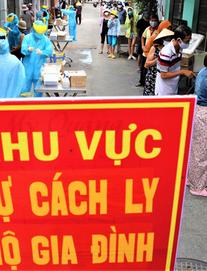 Quận 6, Tân Bình, Bình Tân có thể đề xuất với chủ tịch UBND nếu cần giãn cách xã hội