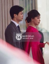 Tiệc cưới lần 3 của Công Phượng - Viên Minh: Công Phượng dùng xe rước dâu đắt đỏ đón vợ