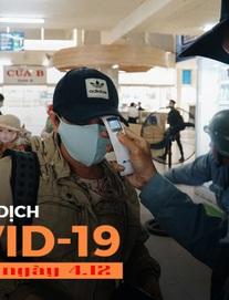 Dịch Covid-19 ngày 4/12: Tây Ninh cách ly 2 nữ sinh; TP. HCM kiểm tra khách sạn đang cách ly tổ bay của Vietnam Airlines