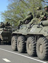 Nga triển khai 87.000 binh sĩ, 1.100 xe tăng, 330 máy bay áp sát biên giới Ukraine