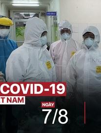 Thêm 32 người mắc Covid-19 liên quan Đà Nẵng, 2 ca nhập cảnh; Lịch trình di chuyển nhiều nơi của các bệnh nhân