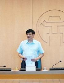 Quyền Bộ trưởng Y tế: Có thể xét nghiệm PCR cho 75.000 người Hà Nội về từ Đà Nẵng trong 3 ngày