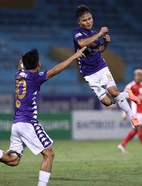 TRỰC TIẾP Viettel 0-0 Hà Nội: Quang Hải liên tục xé toạc hàng thủ Viettel