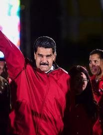 """""""Donald Trump đã rời đi một mình"""": Ông Maduro tuyên bố ăn mừng """"chiến thắng dành cho Venezuela"""""""
