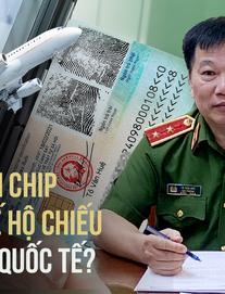 Trung tướng Tô Văn Huệ: 76 triệu thẻ CCCD sẽ được tích hợp thông tin tiêm chủng, bằng lái xe, có thể thay hộ chiếu đi khắp thế giới