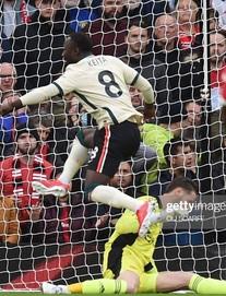TRỰC TIẾP Man United 0-5 Liverpool: Ronaldo sút tung lưới Lữ đoàn đỏ nhưng không được công nhận
