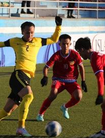"""TRỰC TIẾP U23 Mông Cổ vs U23 Malaysia: Malaysia có đi vào """"vết xe đổ"""" của Thái Lan?"""