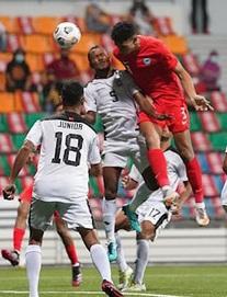 TRỰC TIẾP U23 Hàn Quốc 3-0 U23 Timor Leste: U23 Hàn Quốc ghi 3 bàn chỉ trong 4 phút