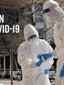 """Ca bệnh """"siêu lây nhiễm"""", có tới 150 F1 ở Cẩm Giàng khỏi bệnh; Nữ nhân viên khỏa thân tiếp khách mặc kệ Covid-19"""