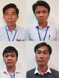 Danh sách 36 bị can bị đề nghị truy tố trong vụ cao tốc Đà Nẵng - Quảng Ngãi