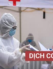 Hải Dương vừa phát hiện 1 nhân viên y tế dương tính với SARS-CoV-2, phong tỏa 400 hộ dân