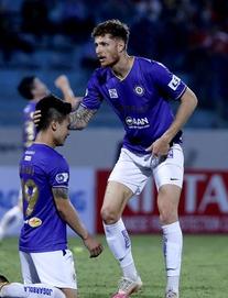 TRỰC TIẾP Hà Nội FC vs Than Quảng Ninh: Ác mộng kéo dài cho đội quân của bầu Hiển?